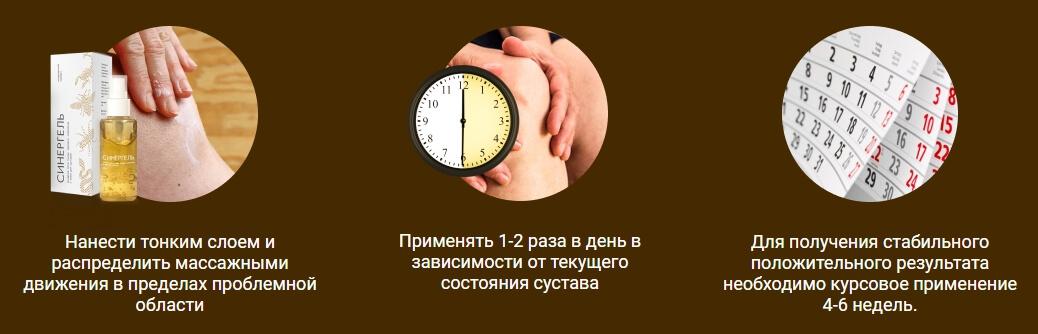 Синергель - цена на препарат от боли в суставах 147 рублей